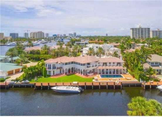 3 Pelican Isle, Fort Lauderdale Florida