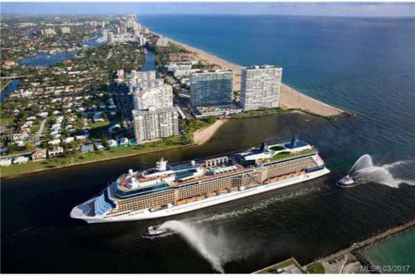 2200 S Ocean Ln #1802, Fort Lauderdale Florida