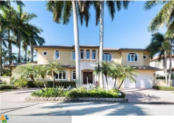 601 Isle Of Palms Dr, Fort Lauderdale Florida