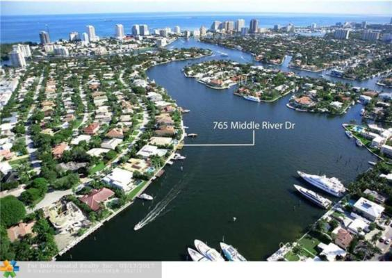 765 Middle River Dr, Fort Lauderdale Florida
