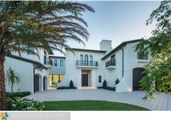 2520 Mercedes Dr, Fort Lauderdale Florida
